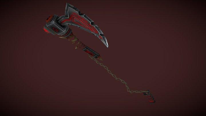 Gunnlogi - WOW WeaponCraft 3D Model
