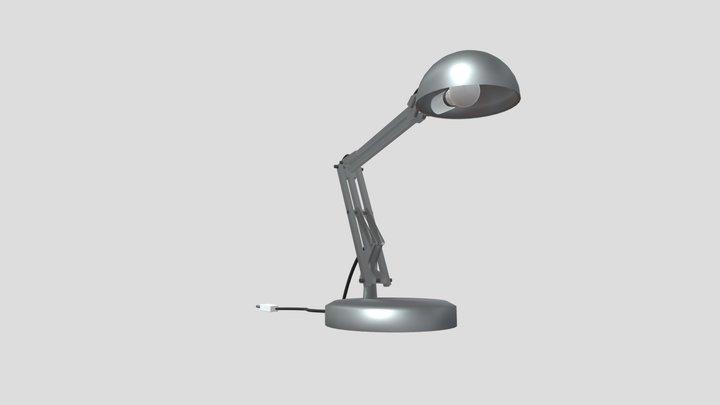 desklamp 3D Model