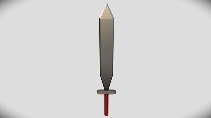Basic Blade 3D Model