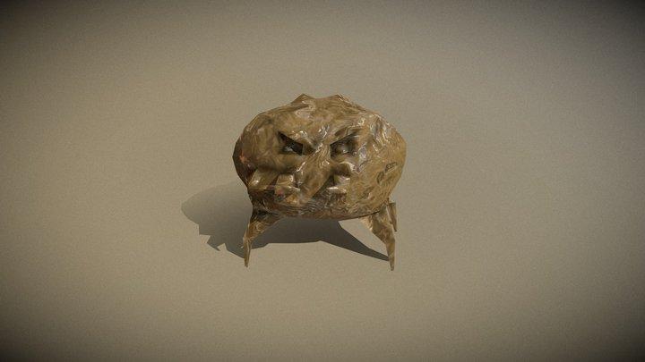 Insecto_ QuishpeBryan_EsculturaDigital 3D Model