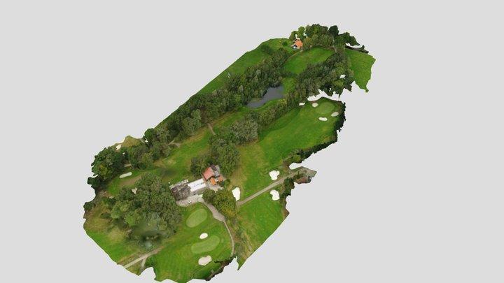 Hole 5 Golfclub Driene 3D Model