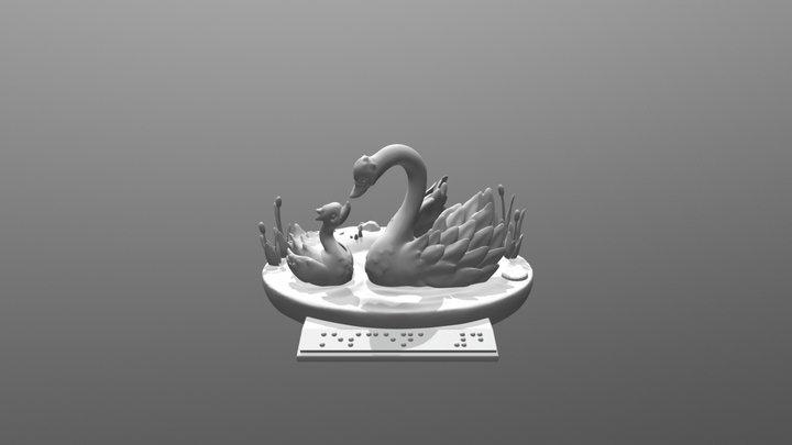 Cuarta Escena 3D Model