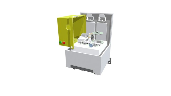 GRE07E74 MB 3D Model