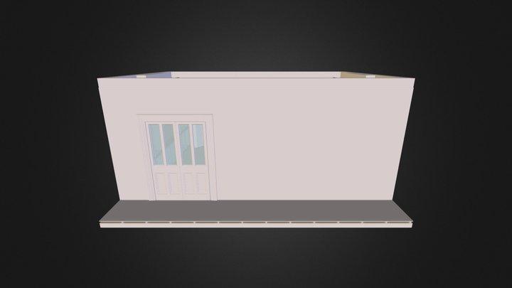 House Maidae 3d 3D Model