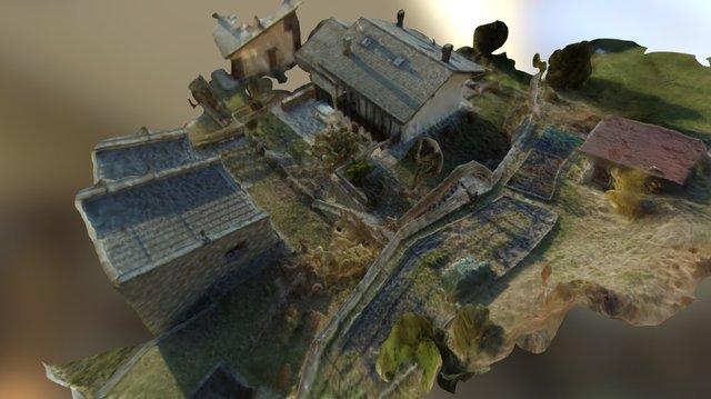 VR Mapper 300 Pix4D 3D Model