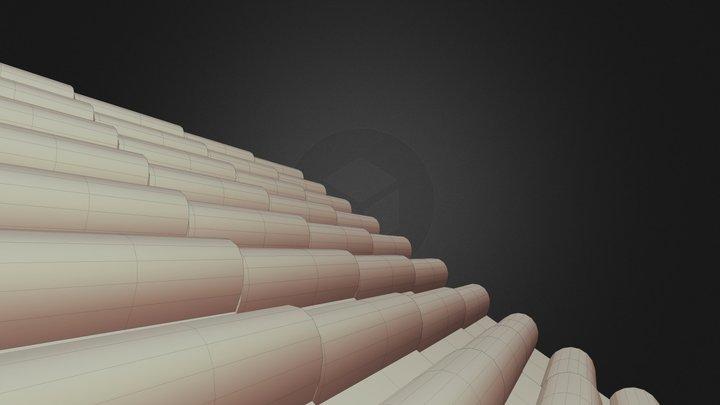 Telhado 3D Model