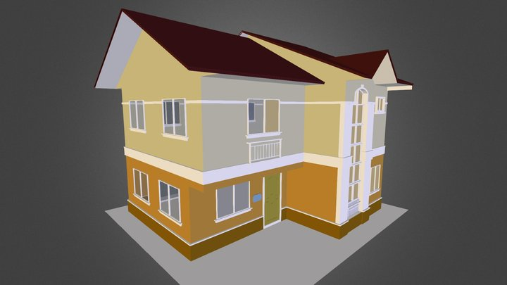 Alexandra Studio 3D Model