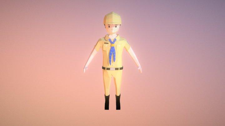 Brijer 3D Model