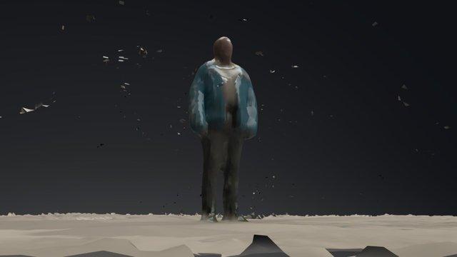 Roger 3D Model