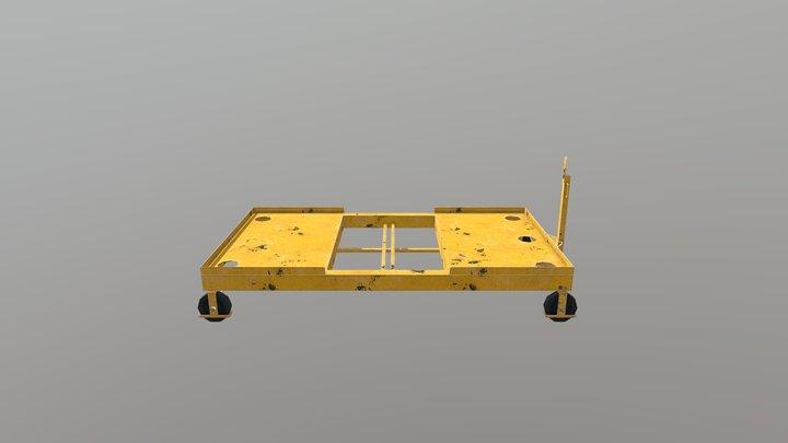 Cambão 3D Model