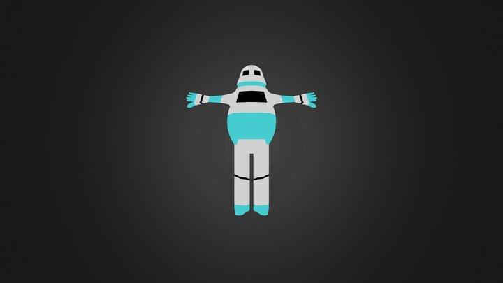 ROBOT: RO-ED 3D Model