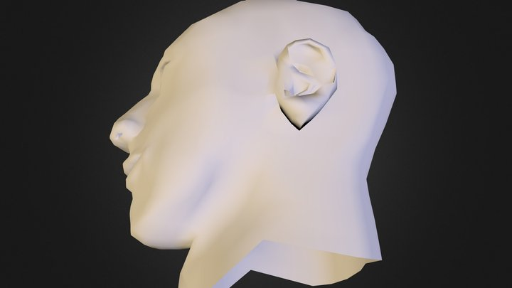 Gustavo Aguilar 3D Model