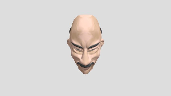 Administrator 3D Model