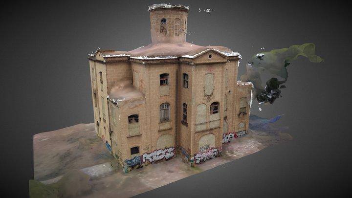 Casino del Americano 3D Model