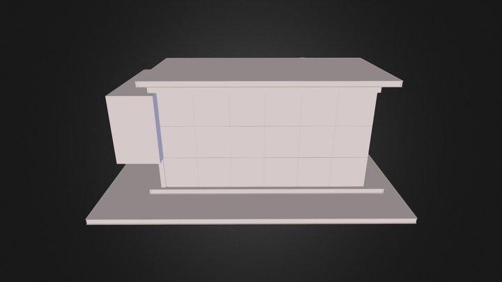Maqueta 3D Model