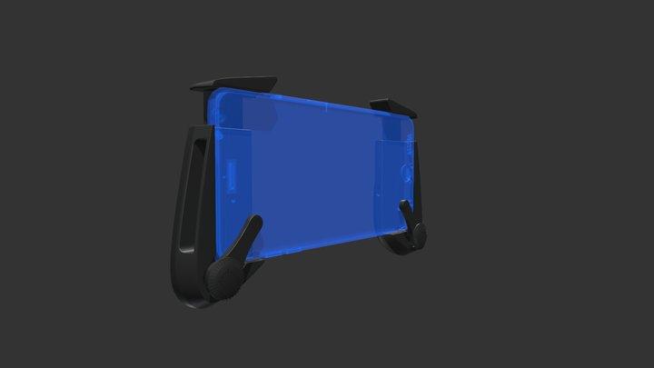 GameSir-F3 3D Model
