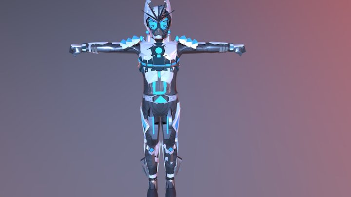 Pilot 2 3D Model