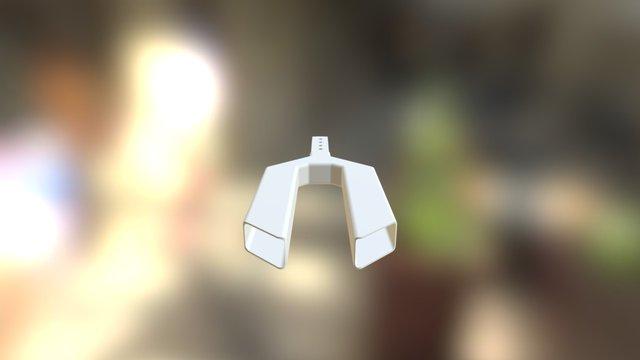 Back Brace (2) (1) 3D Model
