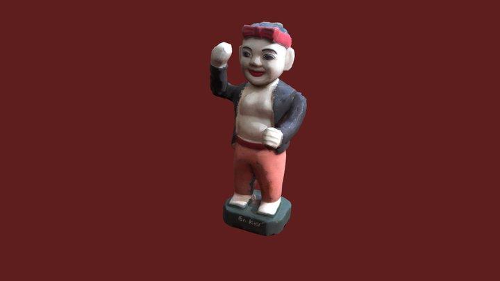 Ba Khi 3D Model