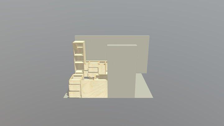 JC V3 3D Model