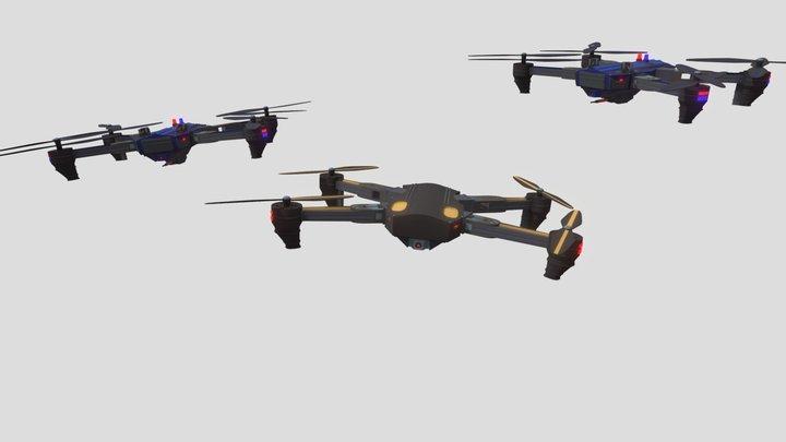 Детализация 01 3D Model