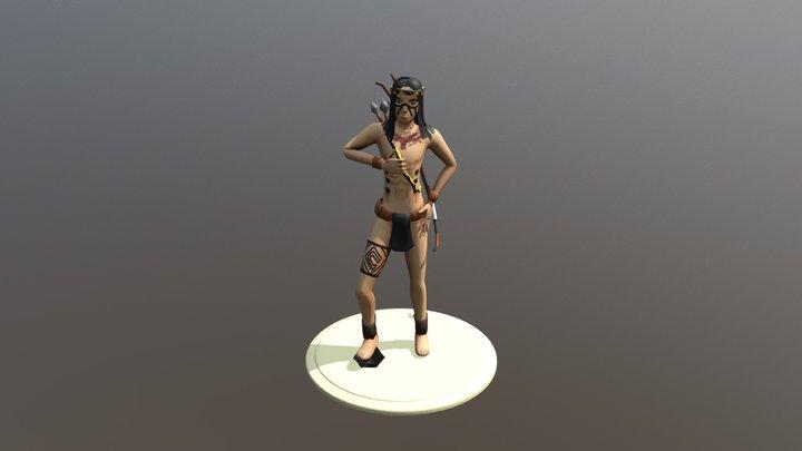 Viata Modelagem 3D Model