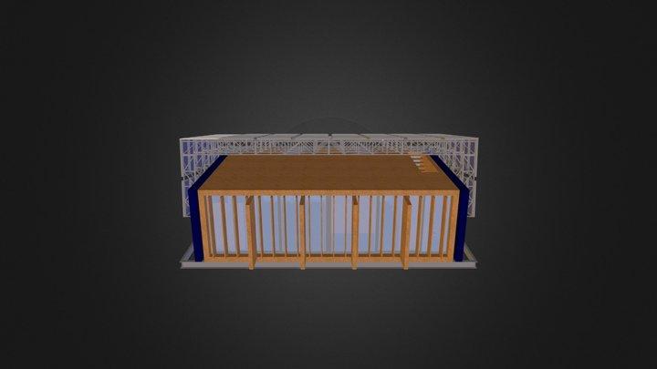 Cena 3D Model