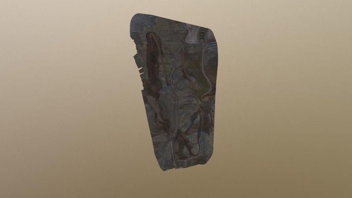 Scan 120M 3D Model