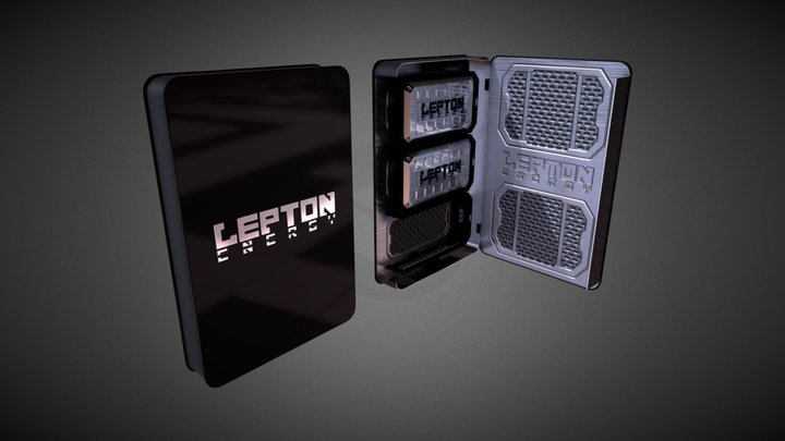 LEPTON HBP-60 (Home Battery Pack 60KWh) 3D Model
