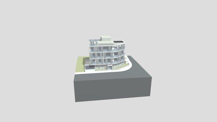 Xenia Court 3D Model