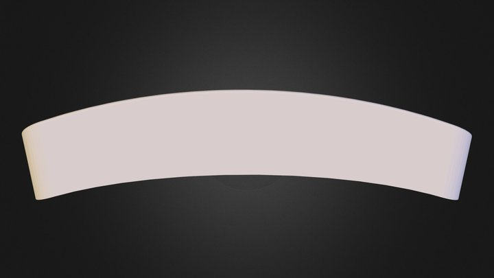 Steelseries Rival Nameplate 3d Files 3D Model