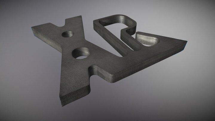 XPR300 - 低碳钢切割样本 (ZH)