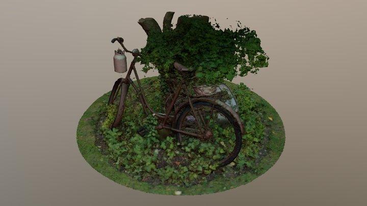 rusty bike #AgisoftNatureChallenge 3D Model