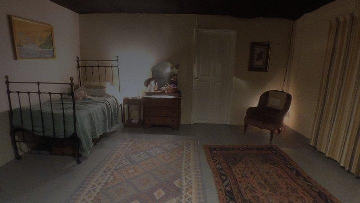Bedroom - Room to Breathe 3D Model