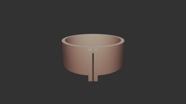 0408-collar-mesh_7-14 3D Model