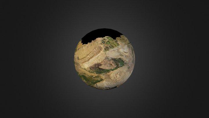 Earth Object 3D Model