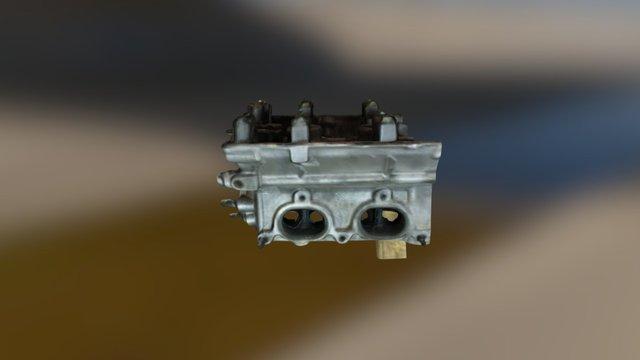 4g63 DOHC half head 3D Model
