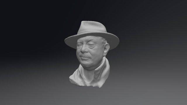 3D Meshmix Fuel3D and Structure IO 3D Model