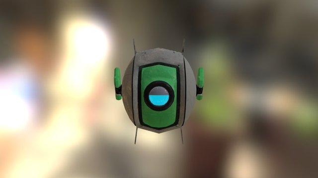 Franklin 3D Model