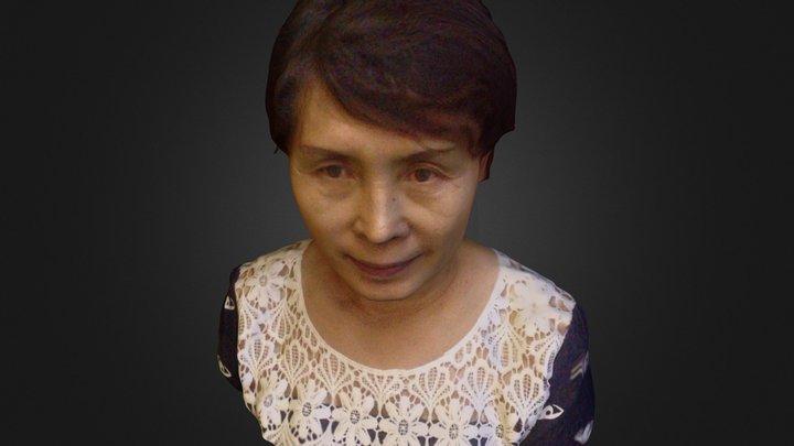 Mom 3D Model