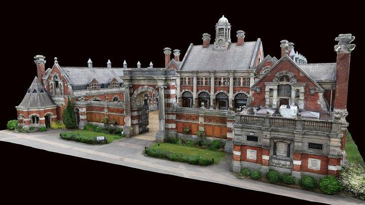 Runcie Court 3D Model