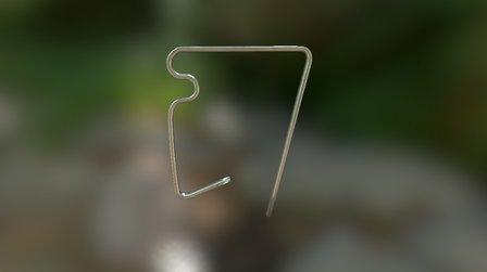 Clip #8042 3D Model