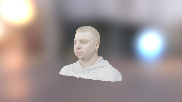 ReconstructMe SDK - Bust #2 3D Model