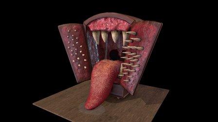Children's Nightmare 3D Model