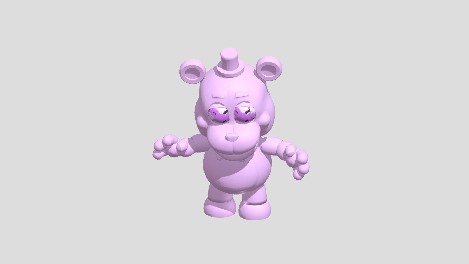 Fnaf Help Wanted Helpy - Download Free 3D model by ...