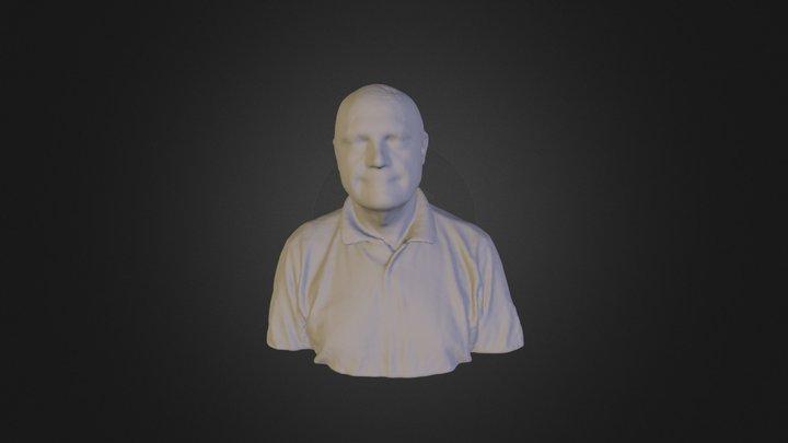 Papou 3D Model