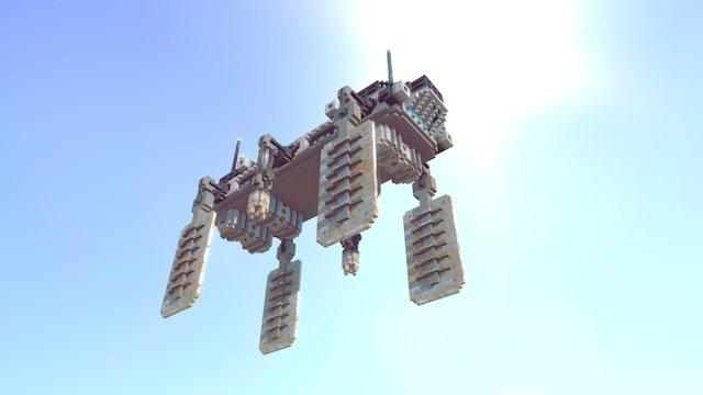 Space 03 3D Model
