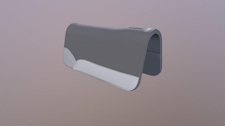 Saddle 03 3D Model