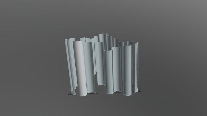 Yhtyö 3D Model