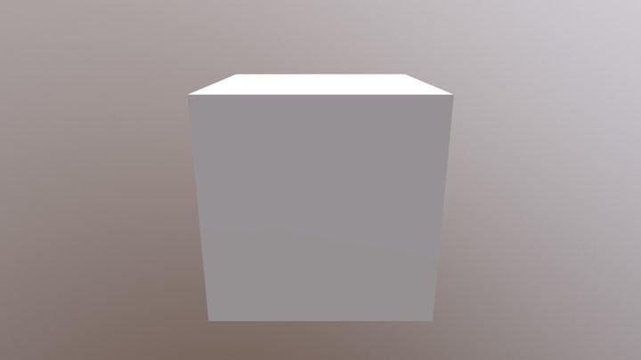 cubee 3D Model